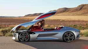 concept cars trezor concept concept cars renault qatar
