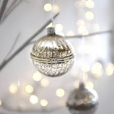 silver and white christmas tree decorations the 2015 top 10