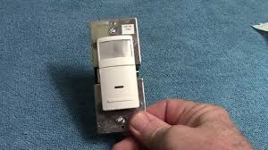leviton ips02 occupancy sensor switch review and programming