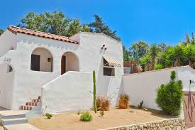 highland park spanish style house a detached studio for sale for