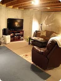 Affordable Basement Ideas by Best 25 Cheap Basement Ideas Ideas On Pinterest Cheap Basement