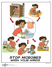 proper hand washing education for small children acupressure