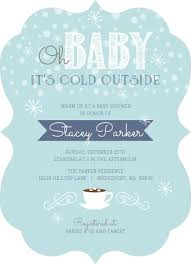 winter baby shower ideas invitations decorations more