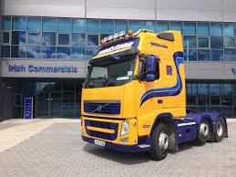 volvo truck price list tractor units irish commercials