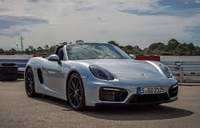 Porsche Boxster Base - first drive 2015 porsche boxster gts and cayman gts driving
