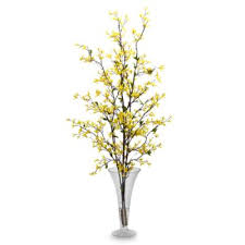 Flower Arrangements For Tall Vases Buy Tall Vase Flower Arrangements From Bed Bath U0026 Beyond