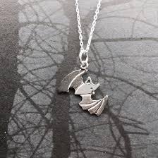 flying bat pendant let this spooky little stellaluna halloween