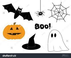 halloween clipart bat halloween clipart pumpkin bat spider web stock vector 5606617