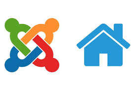 home logo icon a home icon to joomla menus