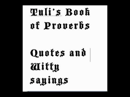 quotes witty sayings from tuli kupferberg s book of proverbs