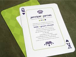 Engagement Card Invitations King U0026 Queen Of Hearts Couple U0027s Wedding Shower Or Engagement
