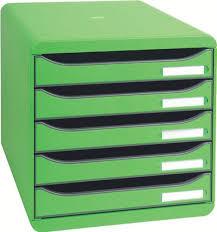 cassettiera da scrivania cassettiera da scrivania exacompta big box plus 5 cassetti bpm power
