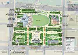 city of chicago millennium park