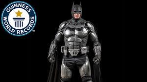 batman cosplay breaks world record meet the record breakers
