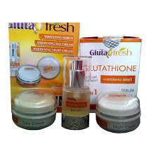 Gluta Fresh gluta fresh pemutih wajah glutathione elevenia