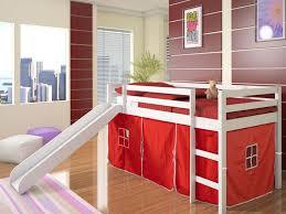 bunk beds loft bed kids playhouse bed boys low loft bunk bed