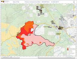 a map of oregon fires traveler alert closes highway 20 bent