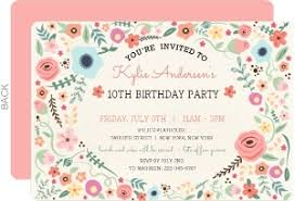 cheap birthday invitations invite shop