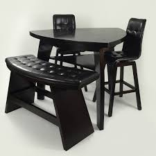 bobs furniture round dining table excellent dining table set with bench room fjord rectangle andnch