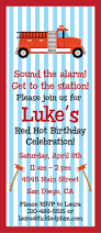 monster truck invitation 63 best red truck birthday party images on pinterest birthday