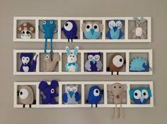 cadre déco chambre bébé idée décoration chambre enfant et bébé cadre mural animaux colores