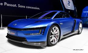volkswagen sports cars 2014 volkswagen xl sport concept makes one seriously bmw i8