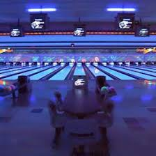 black light bowling near me cosmic bowling glow bowling the village bowl aberdeen sd