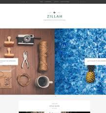 15 best free minimalist wordpress themes 2017