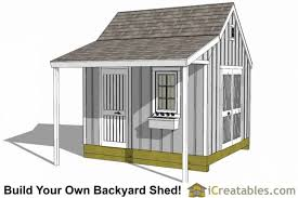 screen porch building plans storage shed with porch free plans together with storage shed