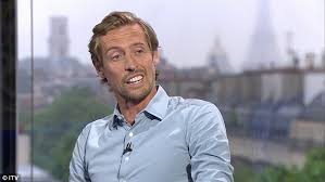 Peter Crouch Meme - fans ridicule peter crouch s giant white teeth on twitter daily