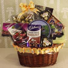 chocolate gift basket gift hers search hers n things gift
