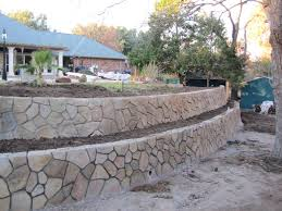 erosion control and concrete retaining walls