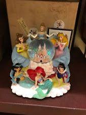 musical snow globes collectibles ebay