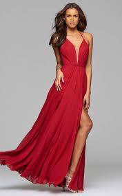 faviana prom dresses short and long designer dresses ideal for