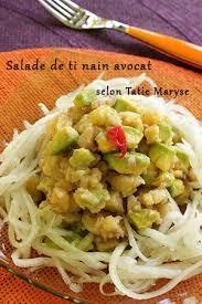 salade verte cuite recette cuisine salade de ti nain bananes vertes cuites à l avocat tatie maryse
