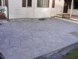 Stamped Concrete Patio Maintenance Services And Maintenance Modernstampedconcrete Com