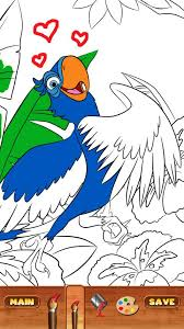 rio coloring blu android apps google play