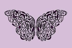 butterfly wings design by pixistixs on deviantart