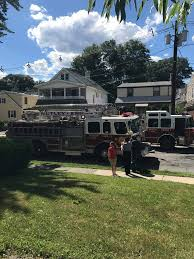 team effort by nutley citizens saves nutley home from fire