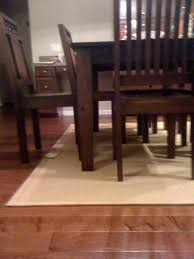rug to dining table ratio floor plan cabinets color home depot