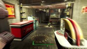 fallout 4 diamond city house decorated youtube