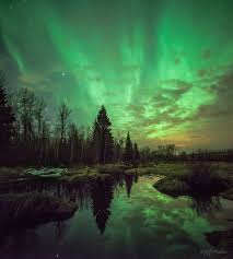 can you see the northern lights in maine the one mesmerizing place in maine to see the northern lights