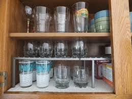 tidy up your kitchen using kitchen cabinet organizers