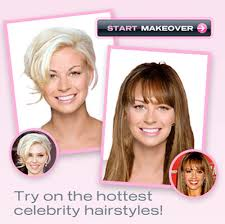 free hairstyle simulator for women free hairstyle virtual makeover fun crafts for the girls