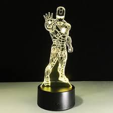 Iron Man Night Light Iron Man Night Light Online Iron Man Night Light For Sale