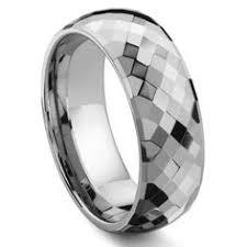 bluelans wedding band ring stainless steel matte ring sz 7 black cz stainless steel ring womens titanium wedding