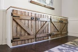 make your own cabinets upcycled barnwood style cabinet diy kitchen cabinets repurposing
