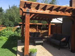 you can build your own owtstanding pergola with help from ozco