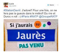 si e de la ratp 1er avril la ratp renomme 11 stations de métro spot it