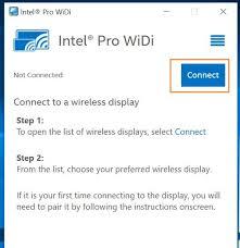 tutorial windows 10 in romana connect windows 10 with intel widi
